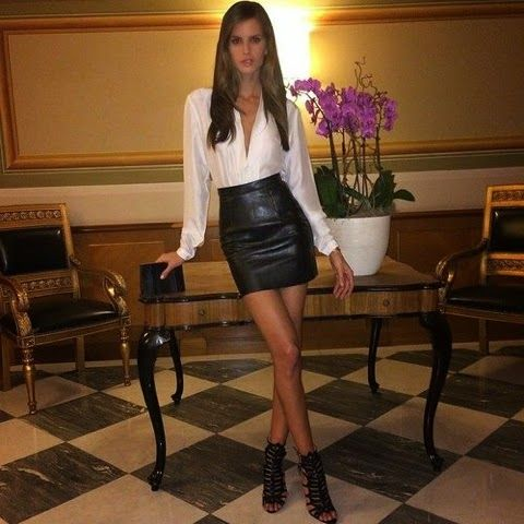How to Chic: IZABEL GOULART STYLE                                                                                                                                                     More