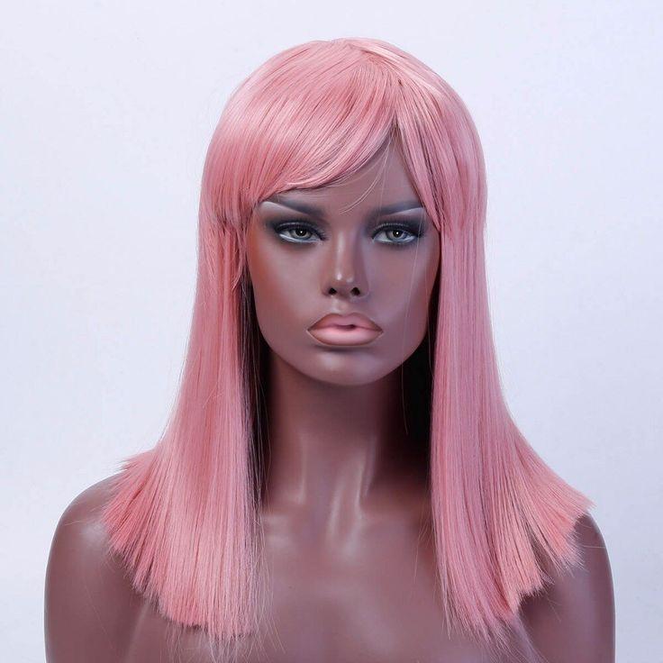 Park Art My WordPress Blog_Brown Hair Wig With Bangs