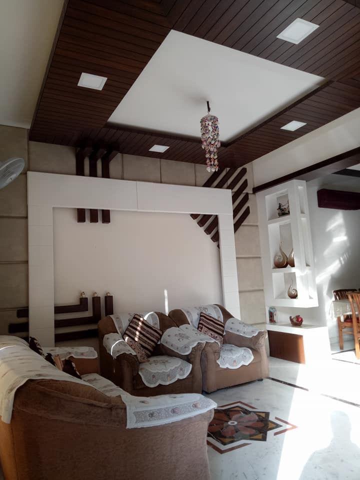 Bedroom And Living Room Designs: Ceiling Design Living Room