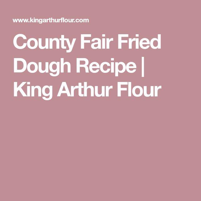 County Fair Fried Dough Recipe | King Arthur Flour