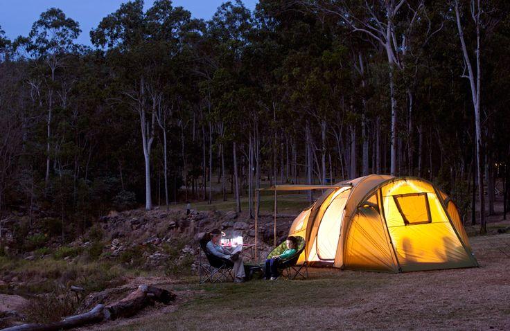 Murphy's Creek Escape Listed No 1. Camp Sites in Australia by Kathmandu!