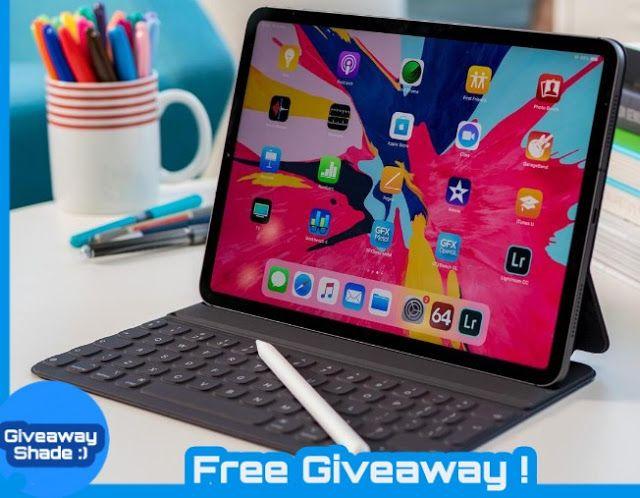 اربح ايباد برو 11 انش الجديد من ابل Win A Brand New Ipad Pro 11 Inch As Free Giveaway For More Details About This Give New Ipad Pro New Ipad Free Giveaway