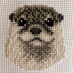 Professor Severus Snape Cross Stitch Pattern DMC Needlepoint Pattern Embroidery Chart Printable PDF Instant Download