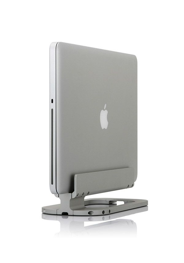 BALMUDA Floater | ノートブックコンピューターを使いながら、自宅やオフィスではより大きな画面で作業をする。Floaterはそんなデスクトップ環境をよりスマートに実現するためにデザインされました。