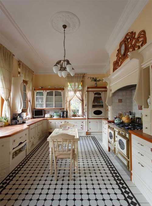 Art Nouveau Kitchen Interior Ideas Image 457