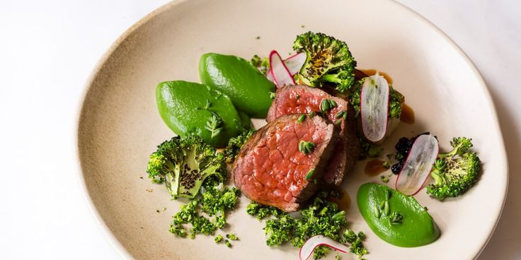 An inspiring sous vide beef and blue cheese recipe from chef Ollie Moore, this beautiful dish is paired with vibrant broccoli, cooked three ways,…