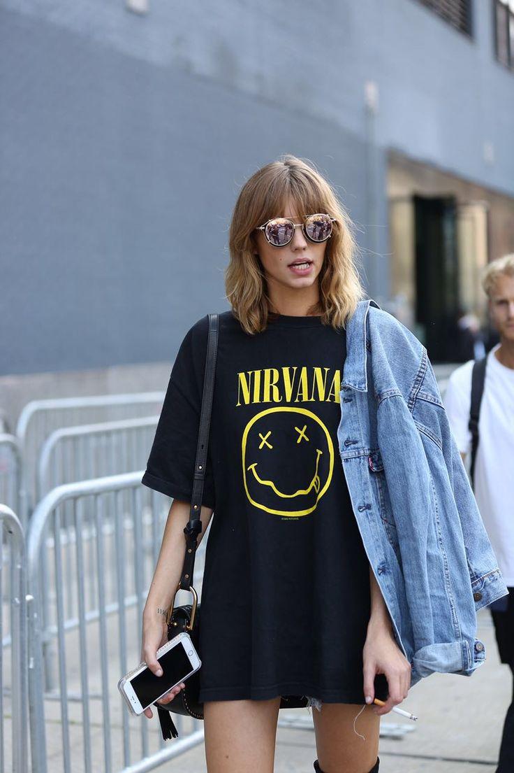 Street style (quase) descomplicado: 39 looks com camiseta para se inspirar - Garotas Estúpidas - Garotas Estúpidas