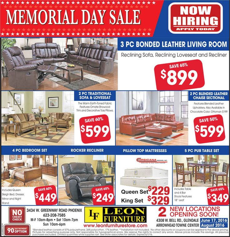 day days weekend lawrance memorial sale copy only furniture lp