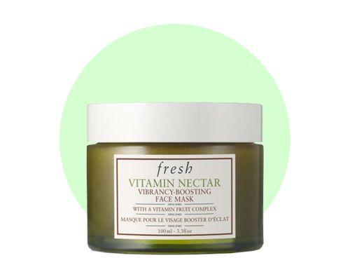 Fresh Vitamin Nectar Vibrancy-Boosting Face Mask, The Beauty Club
