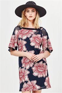 WINTER GARDEN DRESS-shop by style-Lynn Woods Online Store