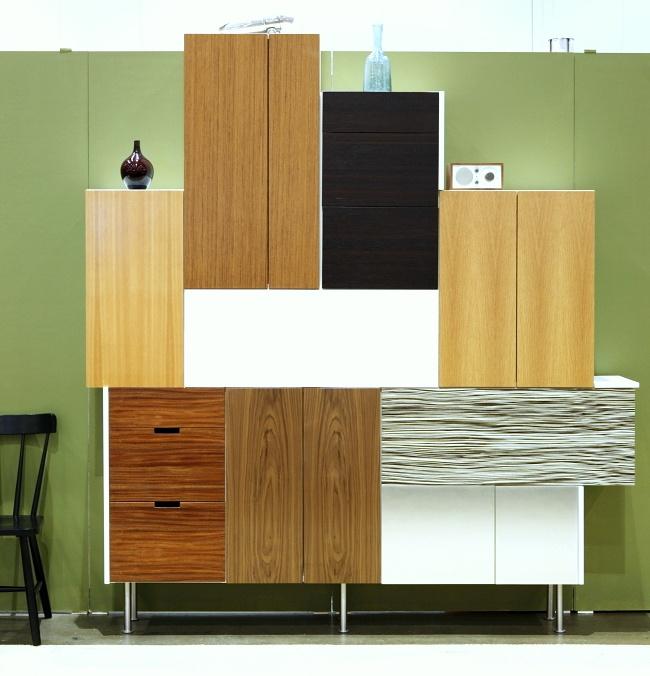 Custom Facing/IKEA Cabinets