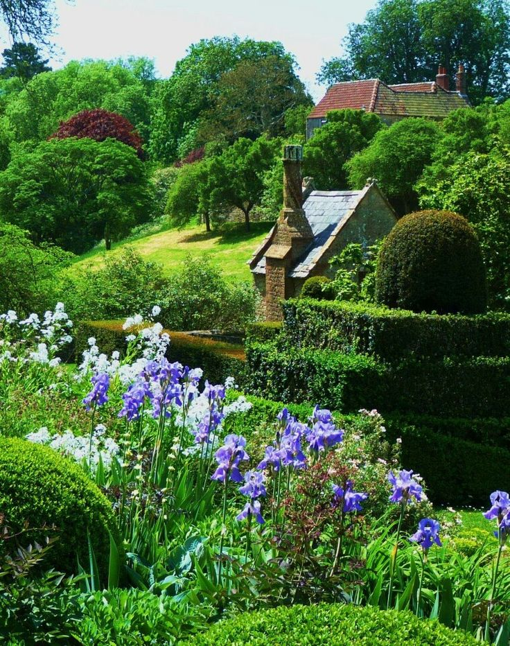 1290 best images about my flower garden on pinterest - Countryside dream gardens ...