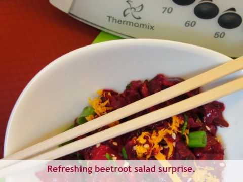 Thermomix Beetroot Salad Surprise