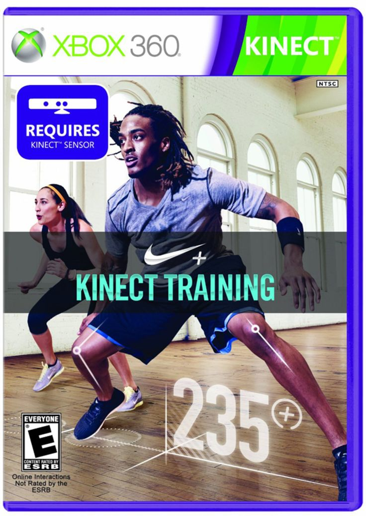 12 Best Xbox #Kinect Games for Losing Weight ...