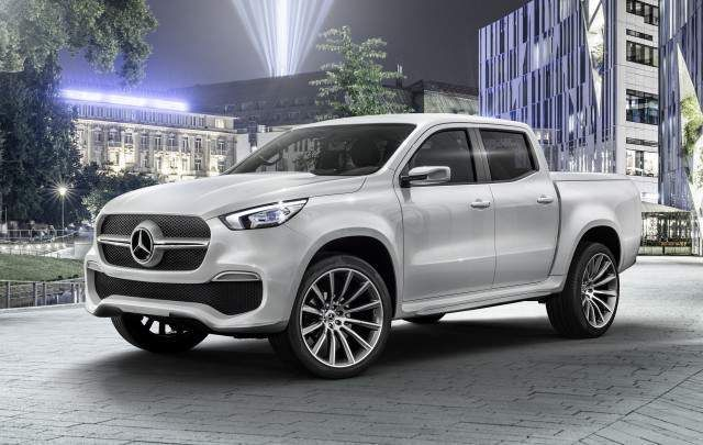 Best Diesel Pickup Trucks For 2019 Mercedes Car Mercedes Benz