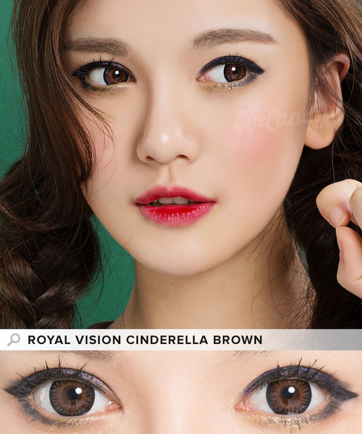 Royal Vision Cinderella Brown  Beauty and function go hand in hand with our Royal Vision Colored Contacts. Shop Now!