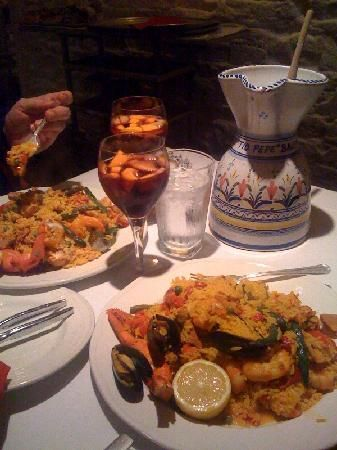 latino restaurants in maryland | ... - largest ever!! - Picture of Tio Pepe Restaurant, Baltimore