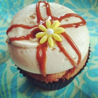 Georgetown Cupcake - Bananas Foster Cupcake