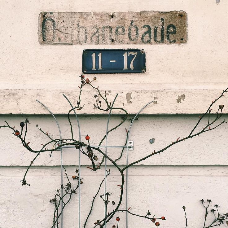 Some of the old street signs are still preserved on the walls in Copenhagen - like this one in Østbanegade  #findroommate #copenhagen #copenhagenlife #københavn #østerbro #østbanegade #beautiful #inspo #picoftheday #photooftheday #streetsign #scandinavian #design #designinspiration #wall