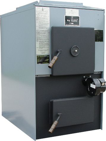 Yukon Big Jack Add On Wood Coal Furnace For Up To 1 500 Sq