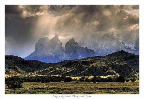 Torres del Paine este es nuestro Chile Lindo!