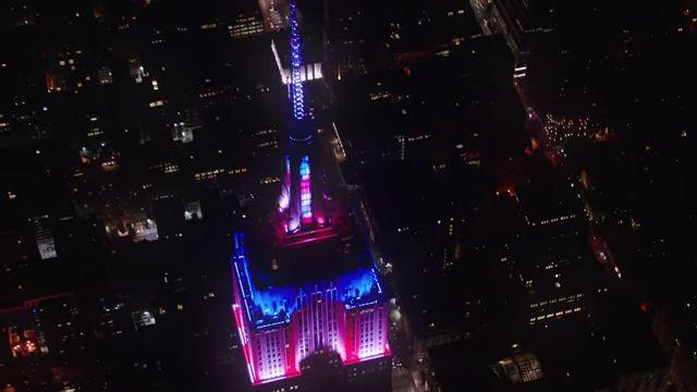 7月4日にエンパイア・ステート・ビルがライトアップされたもうひとつの理由