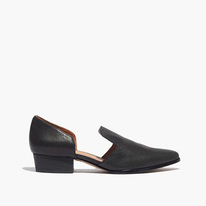 madewell vivian d'orsay loafer