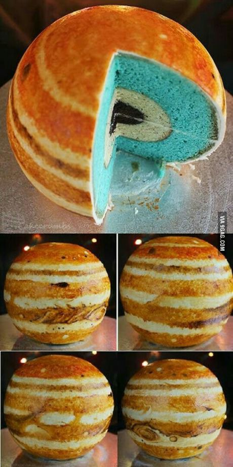 Jupiter Cake, nah gives me gas... HAHA GET IT? CUZ IT'S A GAS GIANT!!!... that was funnier in my head...