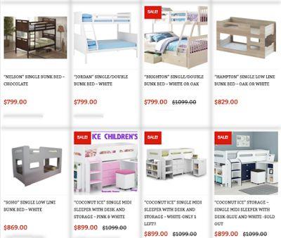 bunk beds Australia bunk beds kids bunk beds bunk beds fantastic furniture. M s de 25 ideas incre bles sobre Bunk beds australia en Pinterest
