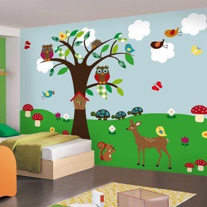 Alle Bedrijven Online: Kinderkamer Wanddecoratie van Muurmode (Pagina 1)