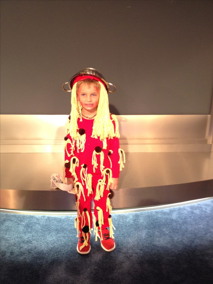 spaghetti and meatballs make it yourself halloween costume diy by jane shows you how to - Inexpensive Halloween Costume