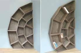 Картинки по запросу интересные книжные полки