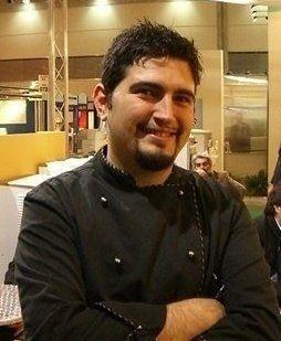 Chef Corrado Parisi (Ristorante Grotto Figini, Gentilino CH)