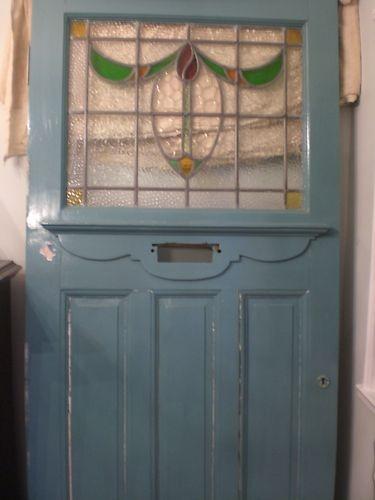 1930's Old/Vintage Front Door | eBay