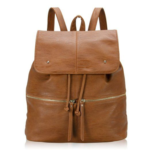 Veevan Womens Designer Ultra-chic Daily Backpack (Black): Amazon.co.uk: Shoes & Bags