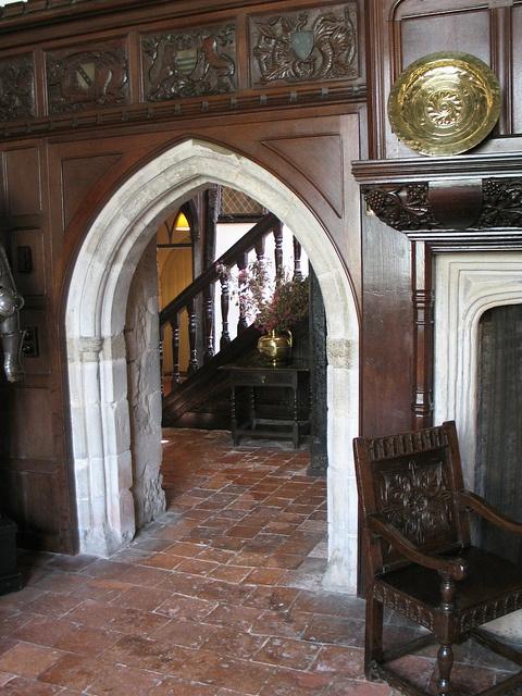 English Tudor Interior Design Ideas: 17 Best Images About English Tudor On Pinterest