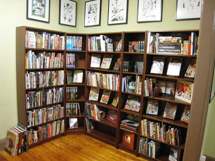 13 best comic books wall mount images on pinterest comic book display comic book storage and. Black Bedroom Furniture Sets. Home Design Ideas