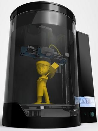 Blacksmith Genesis All-in-one Rotary 3D Printer/Scanner/Copier to Launch Next Week http://3dprint.com/11015/blacksmith-genesis-3d-printer/