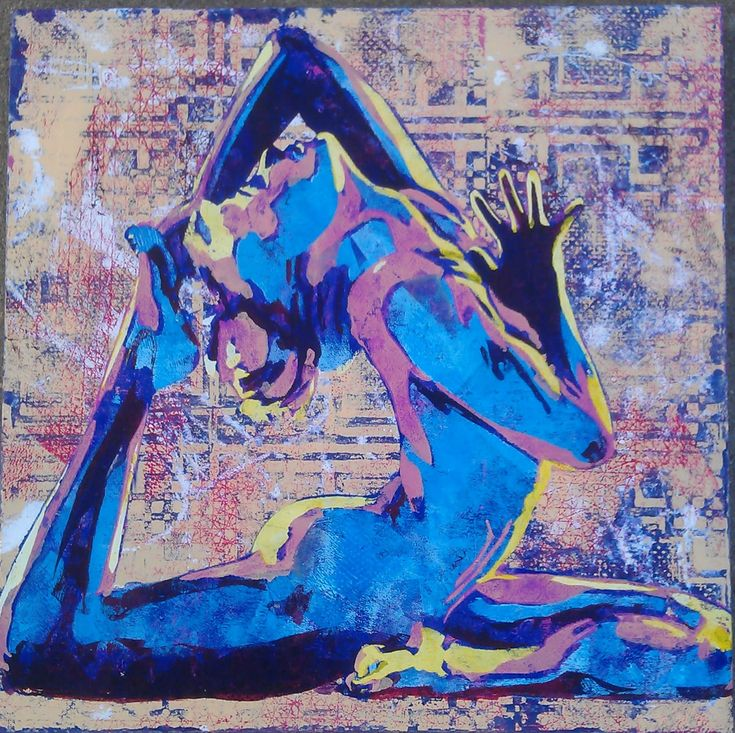 #Yoga #Pyramid by Charles Baughman Loved and Pinned by www.downdogboutique.com to our Yoga community boards