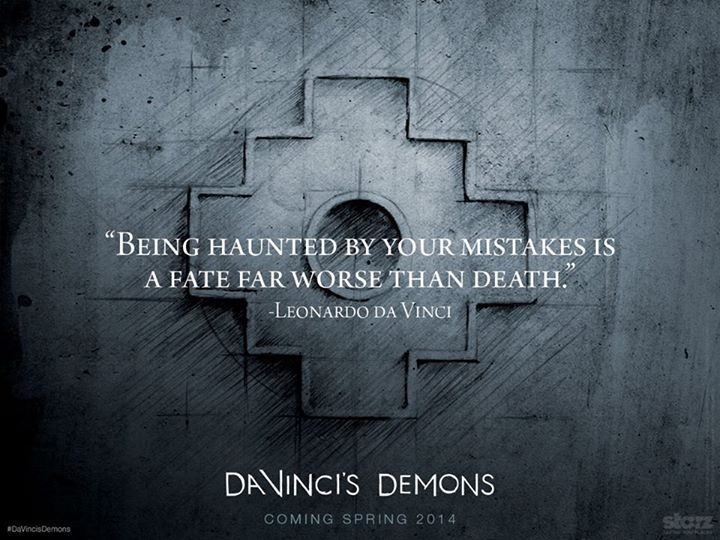 Fotos de Da Vinci's Demons - Da Vinci's Demons. Is this why there are ghosts??