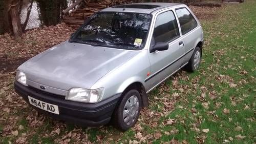 1995 Ford Fiesta MK3 1.3LX (picture 1 of 6)