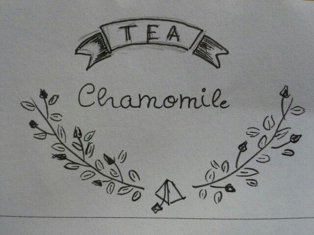 Just an ideia for design of tea box