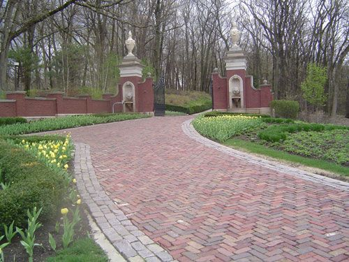 Brick Street Pavers A Collection Of Home Decor Ideas To