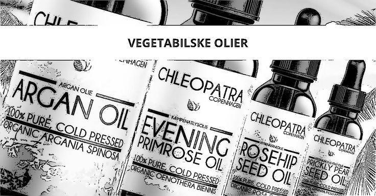Vegetabilske olier til anvendelse som naturkosmetik er 100% fri for kedelig kemikalier og toksiner. Vegetabilsk olie til en naturlig hudpleje og hårpleje