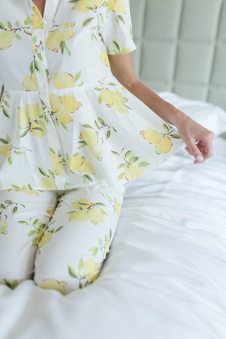 Love these Kate Spade pajamas!