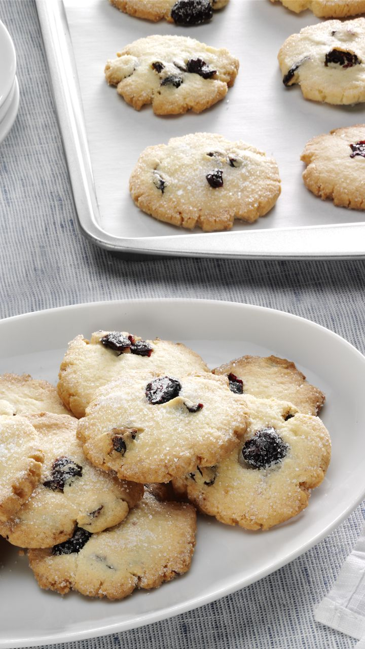 Lemon Blueberry Cookies! | Recipes | Pinterest