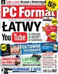 PC FORMAT niezbędny, praktyczny, nowoczesny poradnik komputerowy.