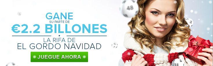 Rifa espanhola El Gordo de #Navidad, maior rifa do mundo com pr~emio de 2,2 milhões de euros