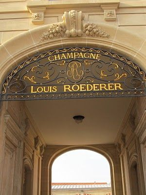 #Champagne Louis Roederer-owner of the famous Cristal