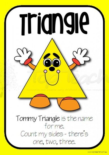 Innovative Classroom Resources : Ideas about shape posters on pinterest d shapes